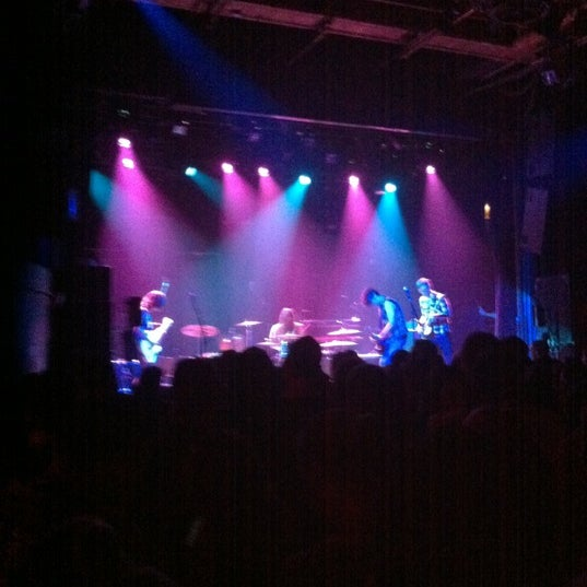 Photo prise au Irving Plaza par Louis D. le8/1/2012