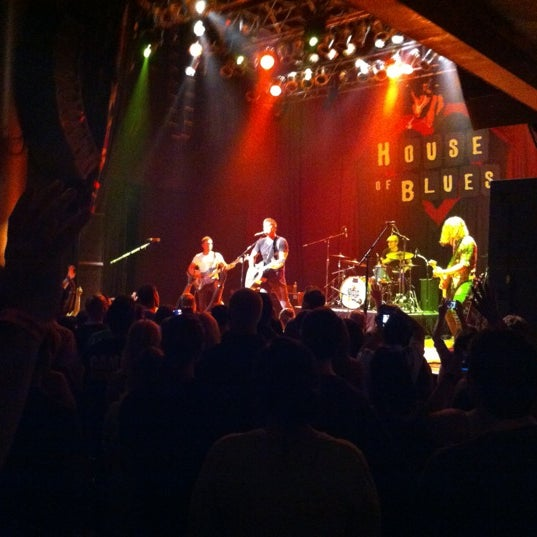 Foto tirada no(a) House of Blues San Diego por Kelby F. em 8/28/2012
