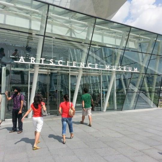 Foto tomada en ArtScience Museum por Reman C. el 6/24/2012