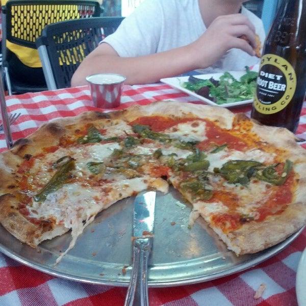 Photo taken at Coalhouse Pizza by Scott H. on 6/26/2012