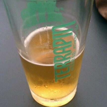 7/13/2012にSandii B.がTerrapin Beer Co.で撮った写真