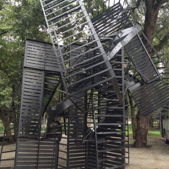 Foto tomada en Museo Tamayo por Pamelieux el 6/20/2012