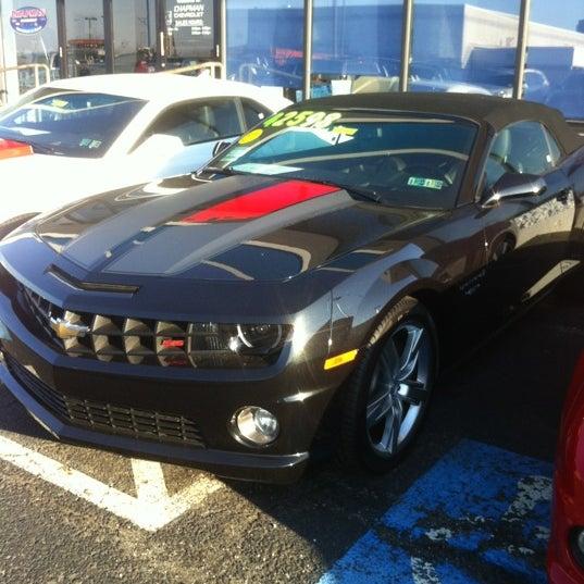 Chapman Chevrolet Eastwick Southwest Philadelphia
