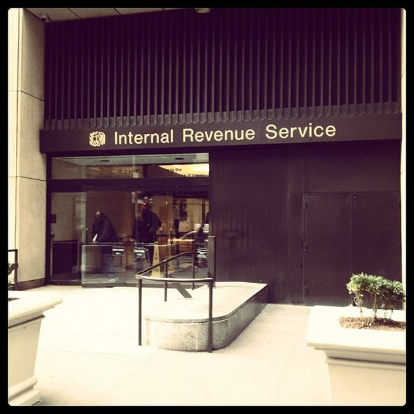 Internal Revenue Service (IRS) - Theater District - 110 W