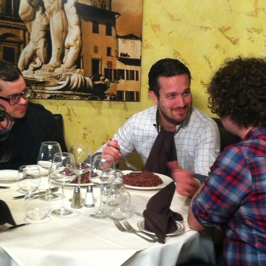 Photo prise au Firenze Osteria par Thrillist M. le2/18/2012