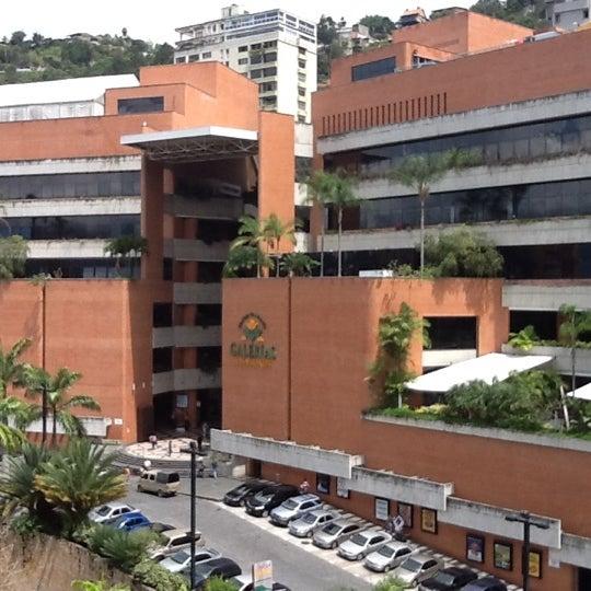 Centro Comercial Galerias: C.C. Galerías Los Naranjos