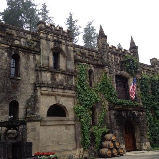 Снимок сделан в Chateau Montelena пользователем Ryan H. 6/4/2012