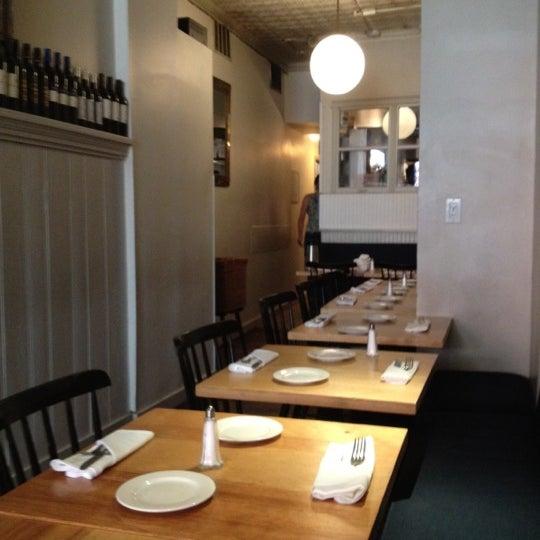 Home Restaurant Adesso Chiuso West Village New York Ny