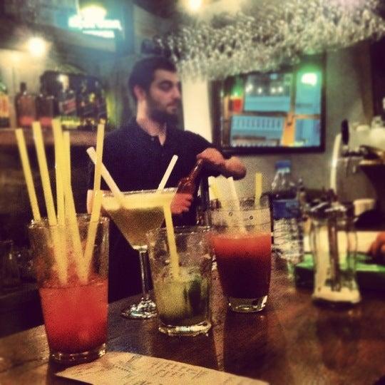 7/4/2012 tarihinde Merih G.ziyaretçi tarafından Mica Restaurant & Bar'de çekilen fotoğraf