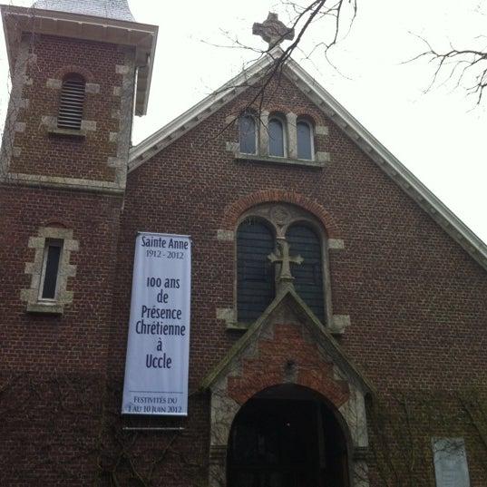 Sint-Annakerk / Eglise Sainte-Anne - Heilig Verbondplein