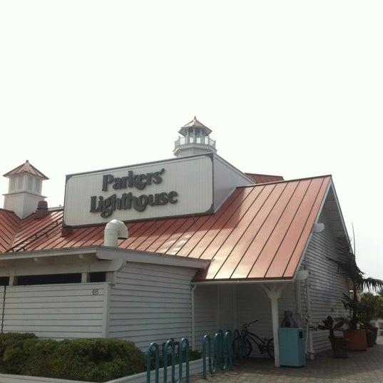 Снимок сделан в Parkers' Lighthouse пользователем 🌀Oleg S. 4/12/2012
