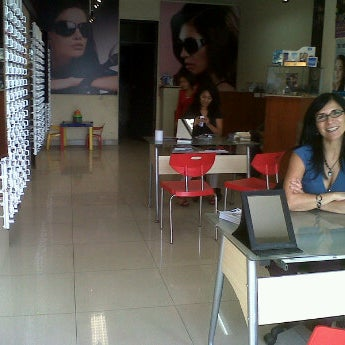 Photo taken at Óptica New Look by Ana M. on 6 30 2012 6ef823f609