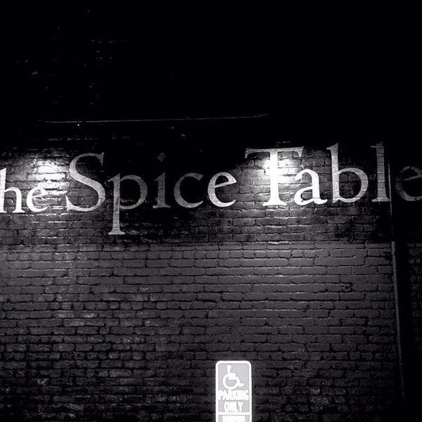 Foto diambil di Spice Table oleh The Malfeasant pada 3/16/2012