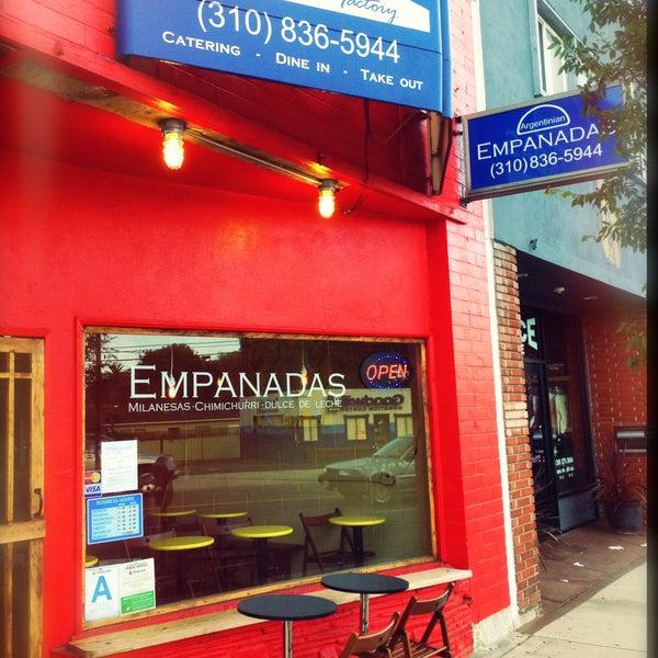 Empanadas Los Angeles