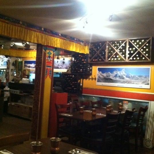 6/14/2012에 Stephanie T.님이 Annapurna Cafe에서 찍은 사진