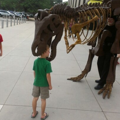 Photo prise au Denver Museum of Nature and Science par Larissa A. le8/20/2012