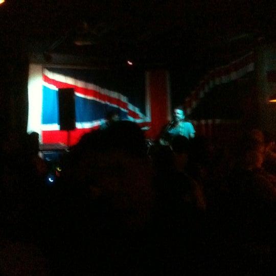 Снимок сделан в The Queen's Head пользователем Bruno Rodrigues d. 3/4/2012