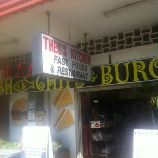 Theos Kitchen Fast Food Restaurant