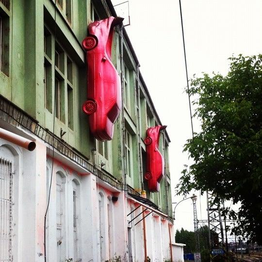 Foto scattata a MeetFactory da Lada 🦕 il 6/6/2012