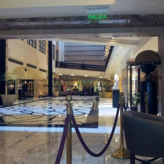 Снимок сделан в Hotel Panamericano пользователем jorge c. 3/15/2012