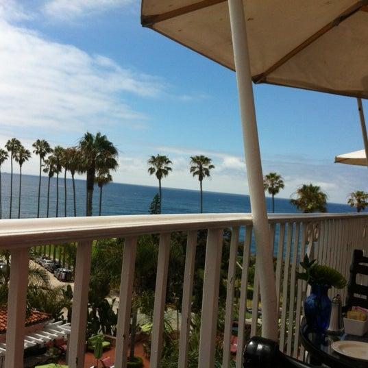7/3/2012にErika W.がLa Valencia Hotelで撮った写真