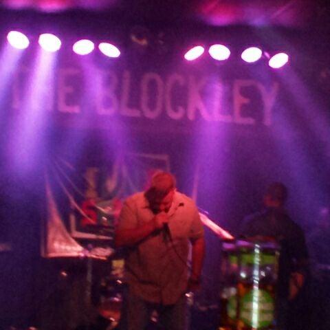 Снимок сделан в The Blockley пользователем Christine C. 5/21/2012