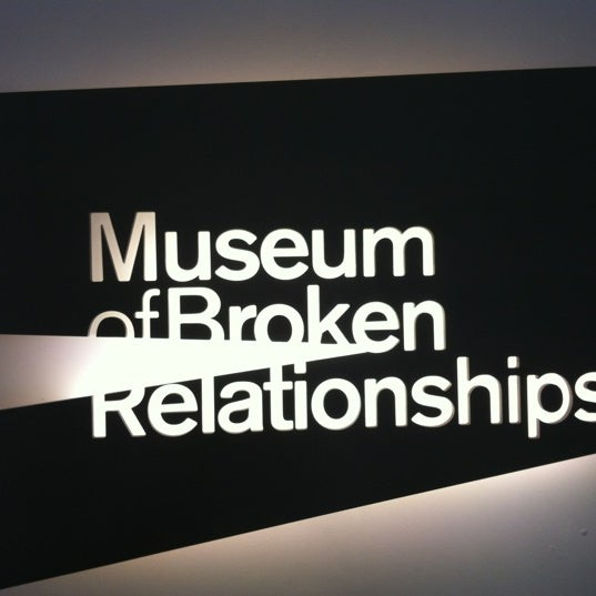 6/10/2012 tarihinde Benjamin S.ziyaretçi tarafından Muzej prekinutih veza | Museum of Broken Relationships'de çekilen fotoğraf