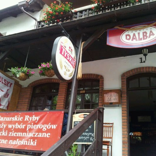 Tawerna Dalba Dumpling Restaurant In Giżycko