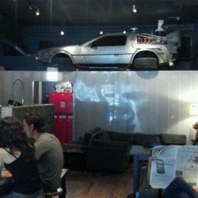8/12/2012에 Benjamin S.님이 The Wormhole Coffee에서 찍은 사진