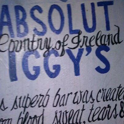 Foto tomada en Iggy's por Erica M. el 3/9/2012