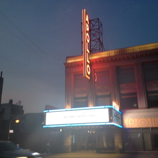 Das Foto wurde bei Apollo Theater von Starstatic M. am 4/15/2012 aufgenommen
