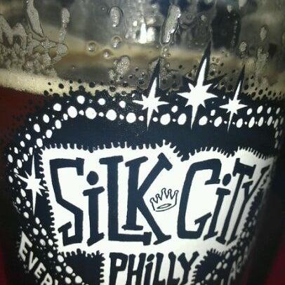 Снимок сделан в Silk City Diner Bar & Lounge пользователем Bundo P. 3/19/2012