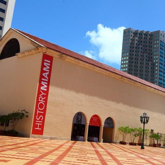 4/19/2012 tarihinde Ricardo T.ziyaretçi tarafından HistoryMiami'de çekilen fotoğraf