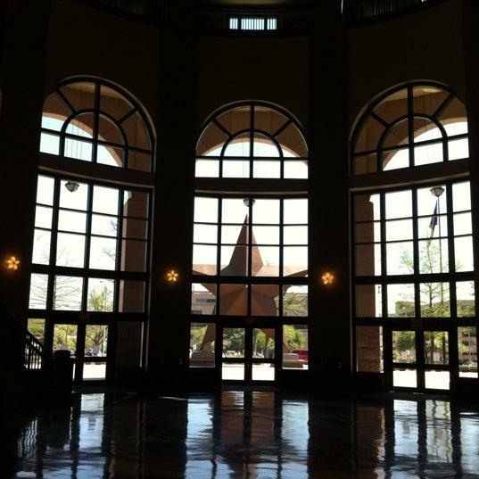 3/25/2012 tarihinde M. L.ziyaretçi tarafından Bullock Texas State History Museum'de çekilen fotoğraf