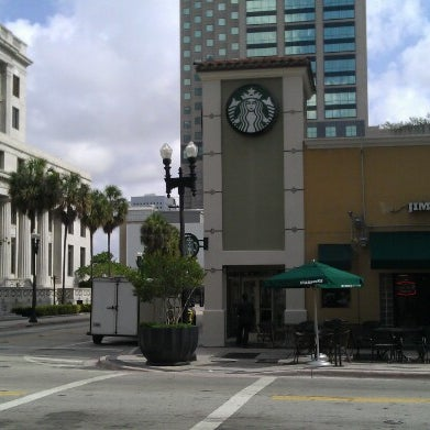Starbucks Miami Central Business District 19 Tips