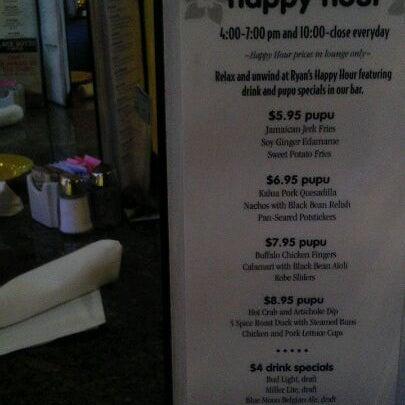 Foto scattata a Ryan's Grill da Hazel E. il 5/21/2012