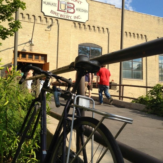 Photo prise au Lakefront Brewery par Tim C. le6/22/2012