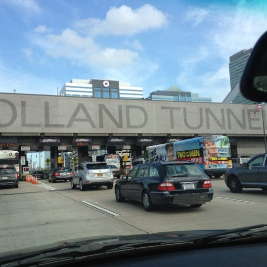 Photos at Holland Tunnel New Jersey Emergency Garage - Fire Station