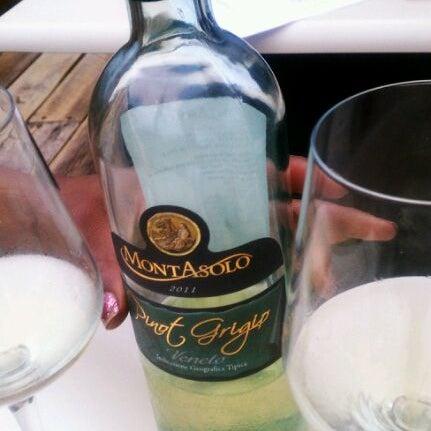 Das Foto wurde bei Campagnolo Restaurant + Bar von Curtis H. am 4/21/2012 aufgenommen