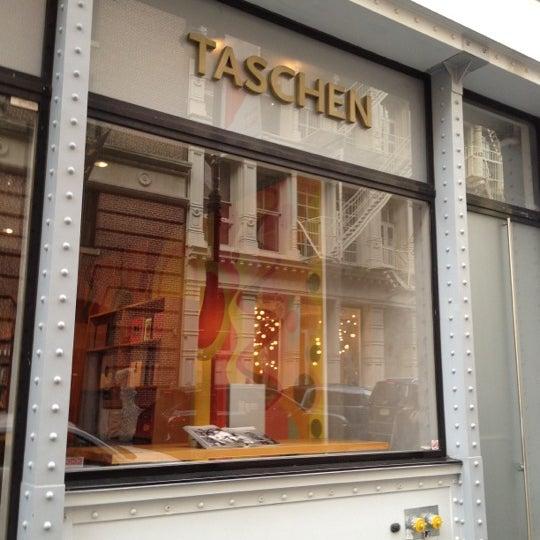 762685de09743 Taschen (Now Closed) - SoHo - New York