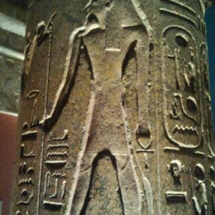 Das Foto wurde bei University of Pennsylvania Museum of Archaeology and Anthropology von Kelly P. am 8/17/2012 aufgenommen