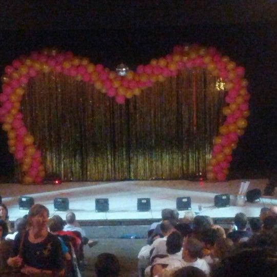 Снимок сделан в Teatro Franco Parenti пользователем Simona R. 7/19/2012