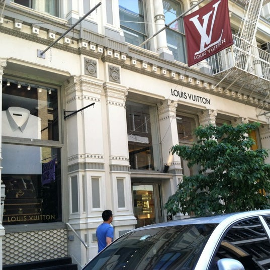 d2b8371a5e46 Louis Vuitton - Leather Goods Store in SoHo