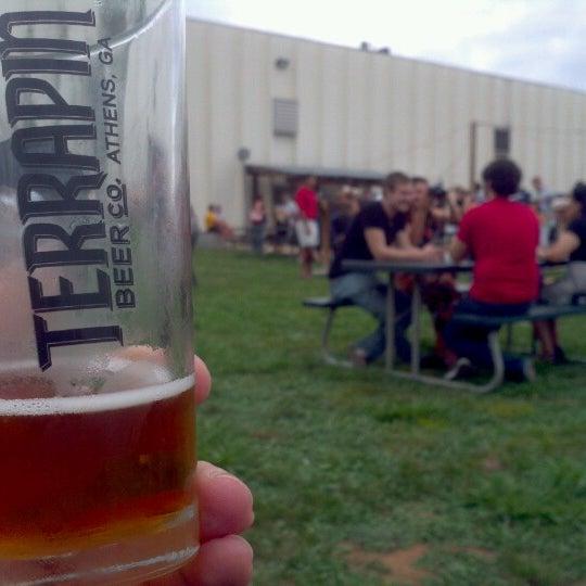 7/20/2012にDarren P.がTerrapin Beer Co.で撮った写真