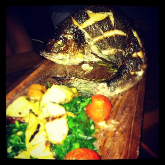 Photo prise au Cucina Asellina par Shelbi le6/10/2012
