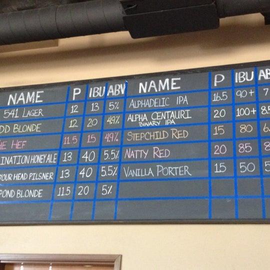 รูปภาพถ่ายที่ Hop Valley Brewing Co. โดย T B. เมื่อ 9/5/2012