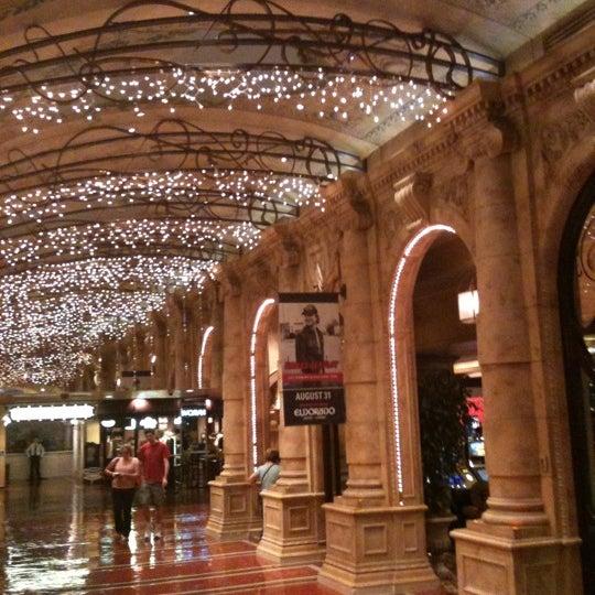 Снимок сделан в Eldorado Resort Casino пользователем Andy 8/13/2012