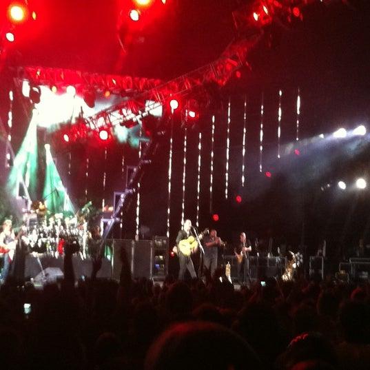 Foto tomada en Coral Sky Amphitheatre por @BeahBunnie el 7/21/2012