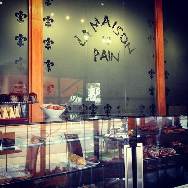 Das Foto wurde bei La Maison Du Pain von Beth B. am 4/11/2012 aufgenommen