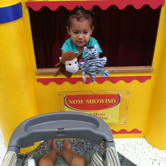 Photo taken at Children's Museum of Houston by Monica S. on 4/11/2012